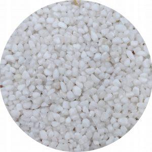 Kamienny dywan KRUSZYWO MARMUROWE BIANCO 20 kg